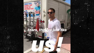 Olivia Culpo Clowns Danny Amendola In Miami, 'I Love Your Toilet Paper!'