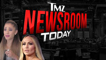 TMZ Newsroom: Ariana Grande Gives Back Engagement Ring, But Keeps Baby Pig
