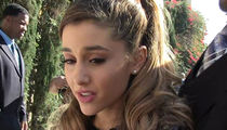 Ariana Grande Covers Up Pete Davidson Tattoo with Band-Aid