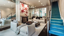 Mariska Hargitay's Manhattan Townhouse-- For $ale!