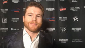 Canelo Upcoming Fight