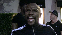 Floyd Mayweather Doesn't 'Give a F***' About Pacquiao Anymore
