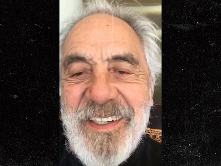 Tommy Chong Praises Canada For Legalizing Recreational Weed