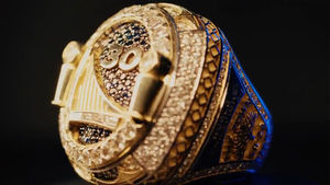 Golden State Warriors Shade Cavs With Reversible Championship Rings