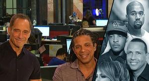 TMZ Live: J Lo & A-Rod's Driver Rolls Over Paparazzi's Leg