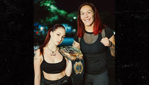 UFC's Cris Cyborg Mentoring Danielle Bregoli, MMA Can Help You!
