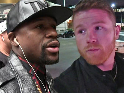 Floyd Mayweather Blasts Canelo, You're a Cheater and You Suck!