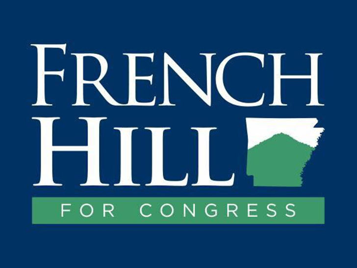 Congressman French Hill Condemns Offensive Radio Ad Targeting Black Voters