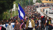 President Trump Threatens Military Force to Stop 1,500 Honduran Immigrants