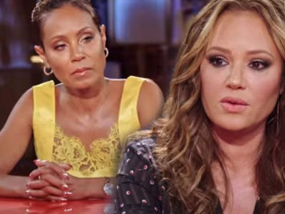 How Jada Pinkett Smith and Leah Remini Squashed Their Scientology Beef on 'Red Table Talk'