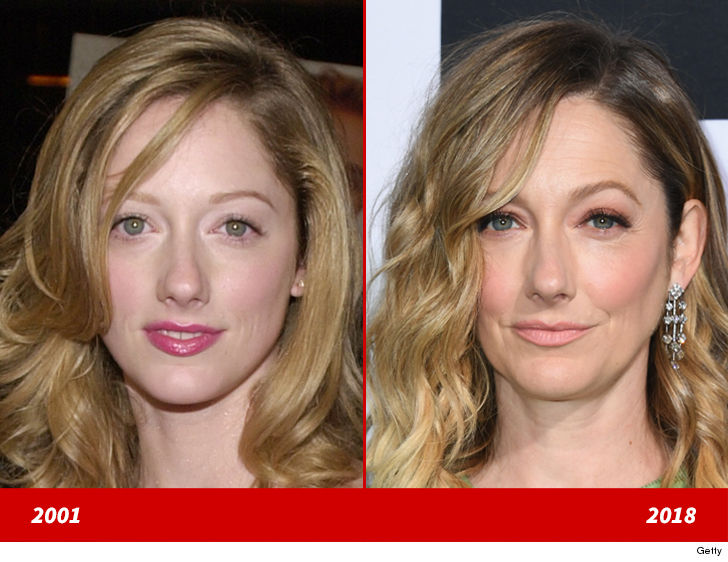 Seems judy greer have