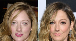 Judy Greer -- Good Genes or Good Docs?
