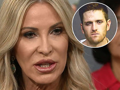 'RHOC' Alum Lauri Peterson Reveals Why She Let Her Son SIT IN JAIL for Over 2 Years
