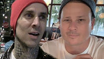 Blink-182 Reunion Not Happening, Travis Barker Medically Cleared to Drum