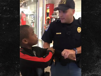 Child Rapper Corey J Arrested at Georgia Mall After Scuffle with Police