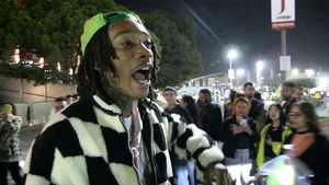 Wiz Khalifa Promises Music Video and 100 Remixes of 'I'll Beat Yo Ass!'
