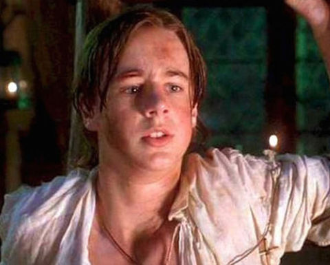 Sean Murray played the part of Thackery Binx