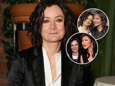 Sara Gilbert Is OVER Talking About Roseanne -- But Says THIS About Julie Chen's Exit From 'The Talk'