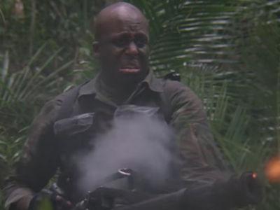 Mac Elliot in 'Predator' 'Memba Him?!