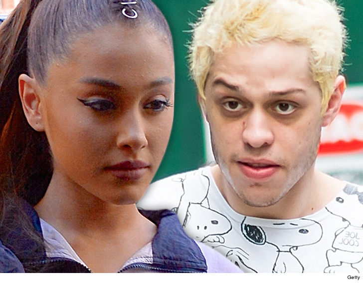 Ariana Grande and Pete Davidson Engagement Was Hollow, No ...