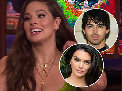 Ashley Graham SHADES Kendall Jenner & Reveals She Once Told Joe Jonas to 'Scissor' Her
