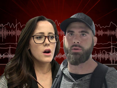 'Teen Mom' Star Jenelle Evans' Hysterical 911 Call, Claims Husband Attacked Her