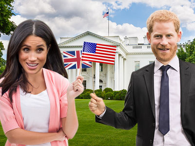 Prince Harry and Meghan Markle Control Baby's Potential Presidential Hopes