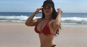 Viral MMA Fighter Rachael Ostovich Says Hot Chicks Can Kick Ass Too!