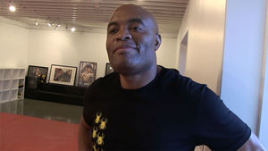 Anderson Silva Shows Off His Brand New, State-of-the-Art Gym