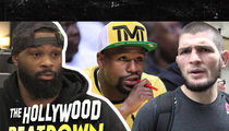 Floyd Mayweather Says 70% Chance Khabib Fight Happens