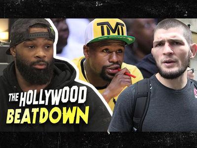 Floyd Mayweather Says 70% Chance Khabib Fight Happens