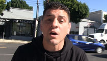 Nick Diaz Calls Out Canelo Alvarez, 'You Ain't Gonna Win'