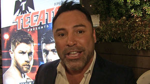 Oscar De La Hoya Says He Wants to Promote Nick Diaz