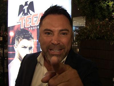 Oscar De La Hoya Says Mayweather's a Broke 'Lowlife,' Canelo Would Ruin You