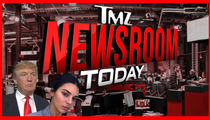 TMZ Newsroom: President Trump Jokes About Bodyslam From Montana Congressman