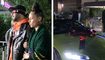 Alicia Keys Surprises Husband Swizz Beatz with Aston Martin for 40th Birthday
