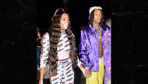 Winnie Harlow & Wiz Khalifa Show True PDA for 1st Time as Couple