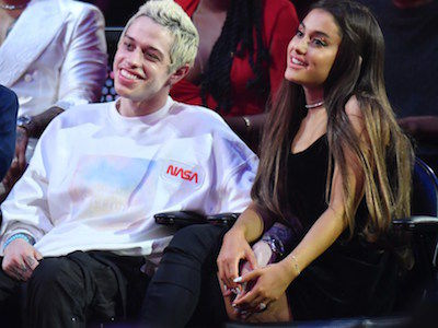 Pete Jokes About 'STUPID' Engagement to Ariana While BREAKING SILENCE on Split