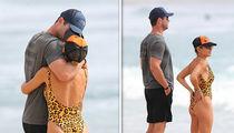 Chris Hemsworth's in Full PDA Mode with Wife Elsa Pataky in Australia