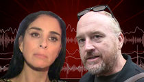 Sarah Silverman Says Louis C.K. Masturbated in Front of Her, Consensually