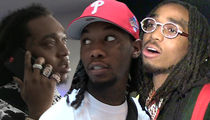 Migos Sued for Ripping Off 'Walk It Like I Talk it'