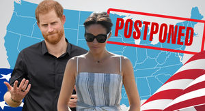 Meghan Markle and Prince Harry Push Back U.S. Tour Due to Baby