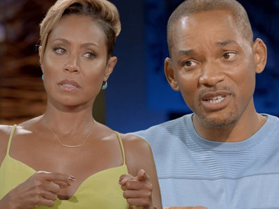 Will Smith Reveals 'Most Poisonous Aspect' of Relationship with Jada on 'Red Table Talk'