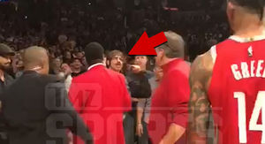 Anthony Kiedis Flipped Off, Cussed Out Rockets Staffer During Lakers Brawl