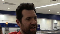 Billy Eichner Says Donald Trump is an 'Evil Piece of S***'