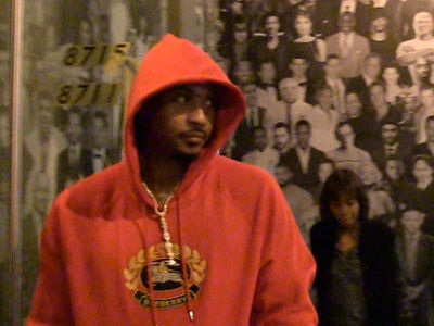 Carmelo Anthony Shuts Down Theory He Started Lakers, Rockets Fight