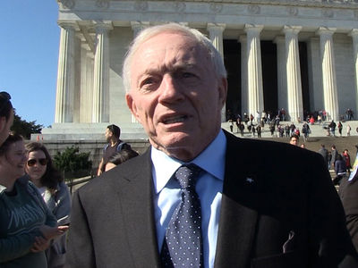 Jerry Jones Hails African American Museum Trip, No Publicity Stunt