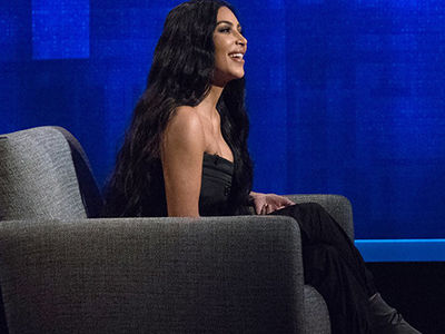 Kim Kardashian DEFENDS Letting Kanye Be Kanye, Recalls Walking in on BRUCE as CAITLYN