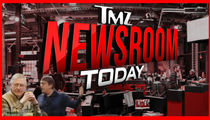 TMZ Newsroom: Sen Mitch McConnell Dinner Interrupted By Protestors