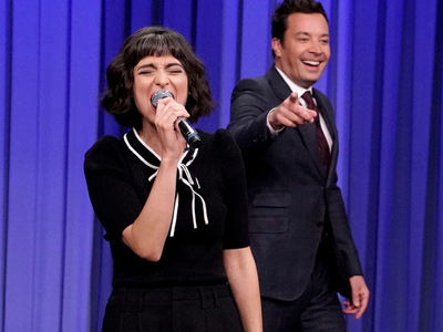 'Saturday Night Live' Star Absolutely OWNS Jimmy Fallon In Battle of Musical Impressions